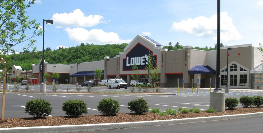 Lowes Torrington Charter Realty