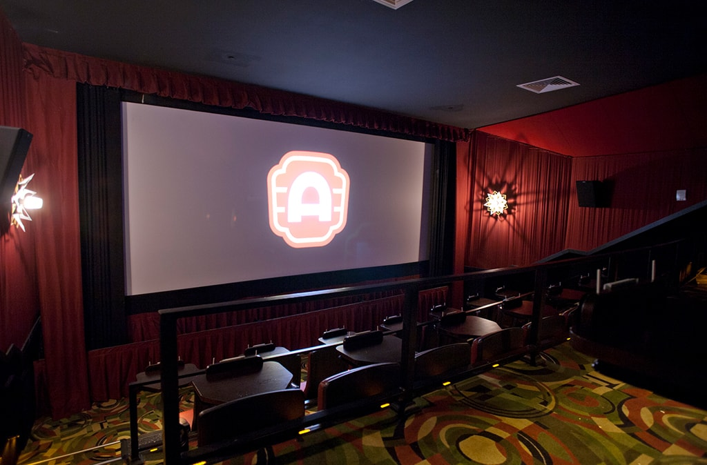Alamo movie theater Charter Realty
