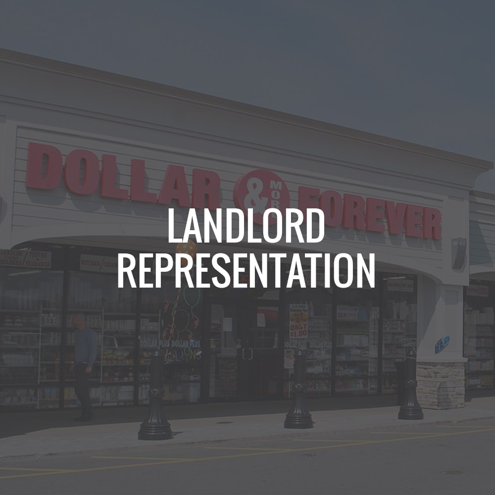Landlord Representation Charter Realty