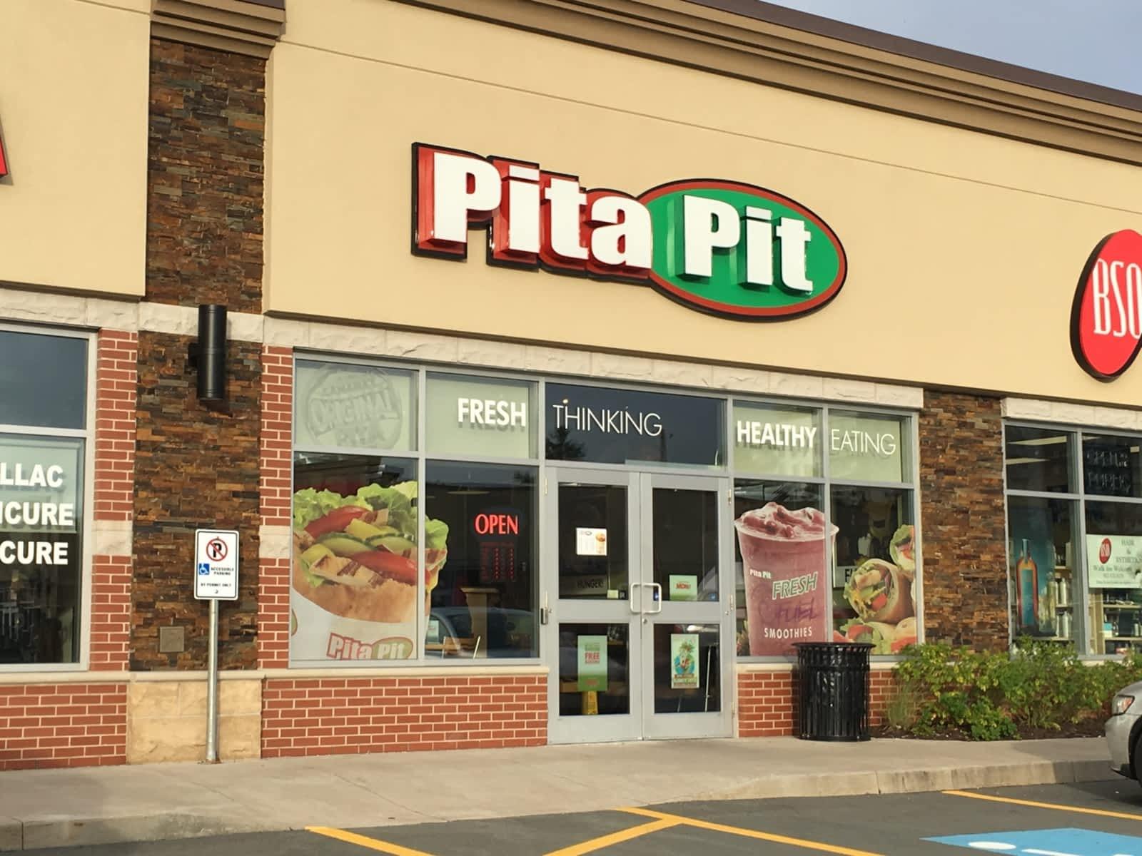 Pita Pit Store Front